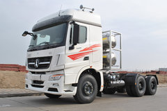 北奔 V3M重卡 380马力 6X4 LNG牵引车(ND4250B38J7Z00) 卡车图片
