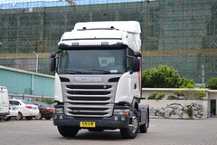 斯堪尼亚 G系列重卡 400马力 4X2牵引车(型号G400 Streamline) 卡车图片