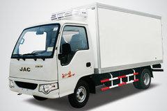 江淮 好微 68马力 4X2 冷藏车(底盘)