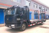 解放 骏威 165马力 4X2 平板运输车(安徽大田-秋浦牌)(ACQ5168TDP)