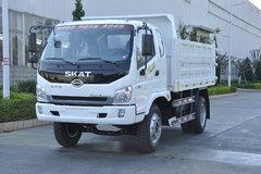 时骏 斯卡特轻卡 135马力 4米自卸车(LFJ3040T1) 卡车图片