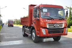 力帆骏马 凯沃达中卡 180马力 4X2 4.5米自卸车(LFJ3160G6) 卡车图片