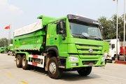 中国重汽 HOWO重卡 340马力 6X4 5.8米自卸车(ZZ3257N3847E1)