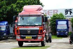 福田 欧马可5系中卡 170马力 4X2 7.8米载货车底盘(BJ5169XXY-F1) 卡车图片
