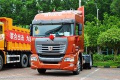 联合卡车 U260重卡 260马力 4X2LNG牵引车(SQR4182N6Z) 卡车图片