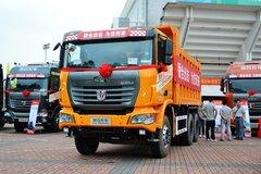 联合卡车U340 340马力 6X4 5.6米LNG自卸车(SQR3251D6T4-2) 卡车图片