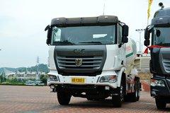 联合卡车U340 340马力 6X4 混凝土搅拌车(SQR5252GJBN6T4)