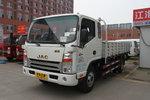 江淮 帅铃H415 160马力 4X2 5.2米排半栏板载货车(HFC1081P71K1D1)