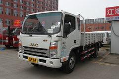 江淮 帅铃 141马力 5.2米排半栏板轻卡(HFC1056P71K1C6) 卡车图片