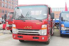 江淮 帅铃 120马力 3.8米栏板轻卡(HFC1080P71K1C2) 卡车图片