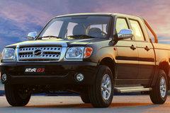 中兴 威虎G3 实用型 2014款 两驱 2.8L柴油 标双排皮卡 卡车图片