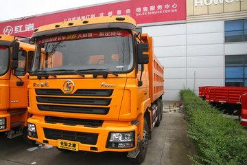 陕汽重卡 德龙F3000 336马力 6X4 5.8米自卸车(SX3256DR3841)