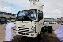 一汽通用 F330速豹 130马力 3260轴距 4.21米单排轻卡底盘(CA1073PK45L2E4) 卡车图片