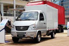 一汽吉林 佳宝 0.97L 59马力 汽油 2.7米单排厢式微卡 卡车图片