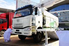 一汽解放 J6P重卡 2014款 350马力 6X4 5.6米自卸车(CA3250P66K2L1T1AE4) 卡车图片