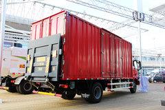 一汽解放 J6L中卡 164马力 4X2 6.8米排半厢式载货车(CA5160XXYP62K1L3E4)