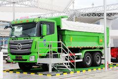福田 欧曼GTL 336马力 智能型 6X4 5.4米自卸车(BJ3259DLPKB-XA) 卡车图片