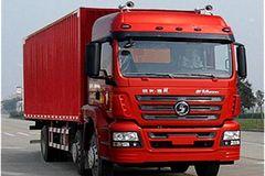 陕汽重卡 德龙新M3000 220马力 6X2 7.8米厢式载货车(SX5256XXYGK549) 卡车图片