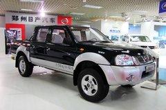 2013款郑州日产 D22 豪华型 2.4L汽油 四驱 双排皮卡 卡车图片