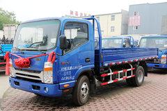 江淮 帅铃H330 120马力 4.2米单排栏板轻卡(宽体)(HFC1048P71K1C2) 卡车图片