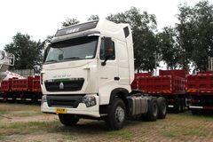 中国重汽 HOWO T7H重卡 400马力 6X4牵引车(ZZ4257V324HD1B) 卡车图片