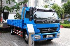 跃进 帅虎H500 113马力 5.1米单排栏板轻卡(扬柴)(NJ1050DCJT5) 卡车图片