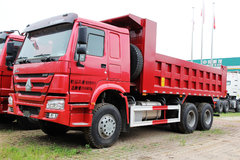 中国重汽 HOWO重卡 380马力 6X4 6.3米自卸车(ZZ3257N4347E1)图片