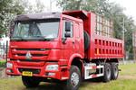 中国重汽 HOWO重卡 380马力 6X4 6.8米自卸车(ZZ3257N4647E1)图片