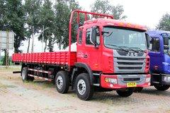 江淮 格尔发K3重卡 200马力 6X2 9.5米栏板载货车(HFC1241P2K1C54F) 卡车图片