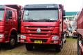 中��重汽 HOWO重卡 380�R力 8X4 6.8米自卸�(ZZ3317N3267E1)