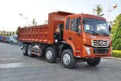 力帆骏马 凯沃达重卡 300马力 8X4 7.2米自卸车(LFJ3310G4) 卡车图片