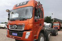 力帆骏马 凯沃达重卡 270马力 8X4 8.5米载货车(LFJ1310G1) 卡车图片