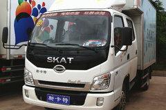 时骏 斯卡特 102马力 3.2米双排厢式轻卡(LFJ5035XXYN1) 卡车图片