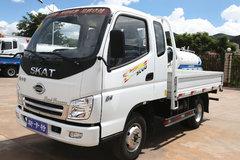 时骏 斯卡特 110马力 2.9米排半栏板轻卡(LFJ1036G3) 卡车图片