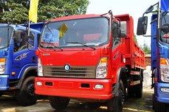 重汽王牌 7系轻卡 130马力 4X2 3.8米自卸车(CDW3040A2B3) 卡车图片