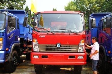 重汽王牌 7系 129马力 4X2 4.15米自卸车(CDW3040HA1R5)