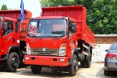 重汽王牌 7系 120马力 4X2 3.8米自卸车(CDW3040A1B3) 卡车图片
