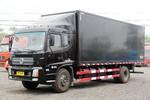 东风商用车 天锦中卡 160马力 4X2 7.7米厢式载货车(DFH5160XXYBX2JVA)图片