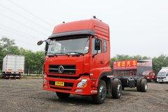 东风商用车 天龙重卡 210马力 6X2载货车底盘(DFH1190B)图片