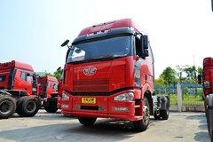 一汽解放 J6P重卡 350马力 4X2牵引车(CA4180P66K2HE4X) 卡车图片