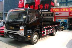 江淮 帅铃H330 130马力 4.2米单排栏板轻卡(黑金刚)(HFC1048P71K1C2) 卡车图片