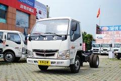 金杯 领骐 68马力 4X2 2515轴距单排轻卡底盘(SY1044DATF) 卡车图片