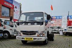金杯 领骐 68马力 4X2 2515轴距双排轻卡底盘(SY1044DATF) 卡车图片