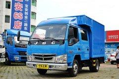 金杯 领骐 68马力 4X2 3米双排厢式轻卡(SY5044XXYDF-AT) 卡车图片