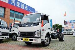 金杯 骐运 95马力 4X2 3350轴距单排轻卡底盘(SY1044DAVS1) 卡车图片