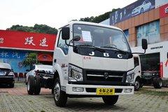金杯 骐运 115马力 4X2 3350轴距单排轻卡底盘(SY1044DH2S) 卡车图片