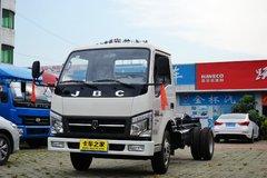 金杯 骐运 108马力 4X2 3350轴距单排轻卡底盘(SY1044DAVS1) 卡车图片