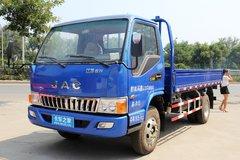 江淮 骏铃E6 141马力 4.2米单排栏板轻卡(HFC1043P91K6C2) 卡车图片