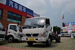 金杯 领驰 108马力 4X2 3360轴距轻卡底盘(SY1044DZ1SQ) 卡车图片