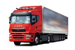 华菱 星凯马H08重卡 336马力 4X2 牵引车(HN4180P35C4M3) 卡车图片